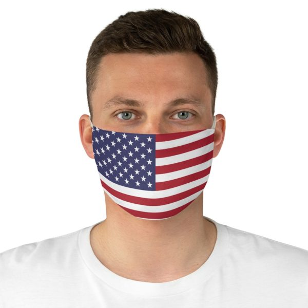 Flag Fabric Face Mask
