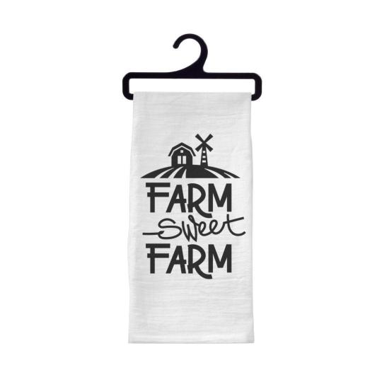 Farm Sweet Farm Towel